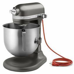 KitchenAid Commercial 8-Qt Bowl Lift NSF Stand Mixer KSM8990