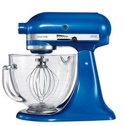 KitchenAid KSM156 5 Qt. 4.7 Liters Artisan Stand Mixer 220-2