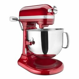 kitchenaid pro line 7 qt bowl lift