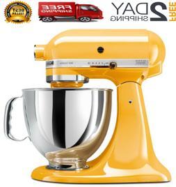 Kitchenaid Stand Mixer Buttercup Standmixer