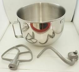 KitchenAid Stand Mixer 5 QT S.S. Bowl With Attachments, W101