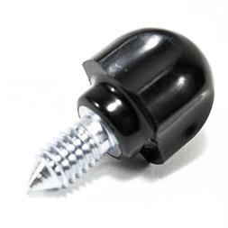 KitchenAid Stand Mixer Attachment Thumb Screw Color Black