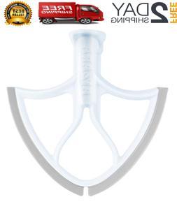 Kitchenaid Stand Mixer Attachments Blade Paddle Flex Edge Be