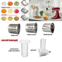 For KitchenAid Stand Mixer Fresh Prep Slicer/Shredder Attach