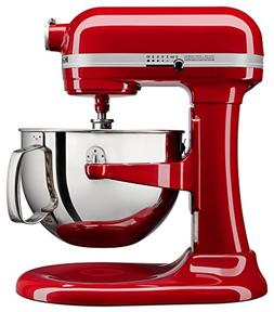 KitchenAid KL26M1XER Professional 6-Qt. Bowl-Lift Stand Mixe