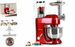 KLARSTEIN Lucia Rossa Kitchen Machine • Multi-function Sta