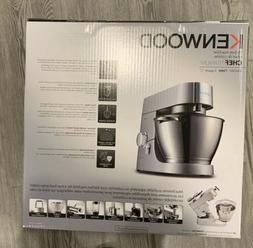 Kenwood KMC011 5 quart Chef Titanium Kitchen Machine, Stainl