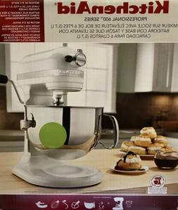 KitchenAid KP26M1XGA Pro 600 Series Green Apple 6-quart Stan