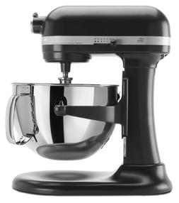 KitchenAid KP26M1XLC 6 Qt. Pro 600 Series Bowl-Lift Stand Mi