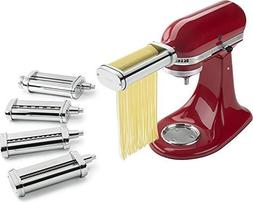 Kitchenaid Kpca set Stainless Steel Pasta thick egg noodles