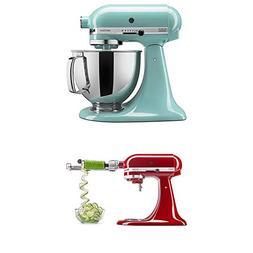 KitchenAid KSM150PSAQ Artisan Series 5-Qt. Stand Mixer with