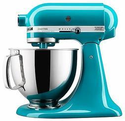 KitchenAid KSM150PSON Artisan Stand Mixer w/ Pouring Shield,