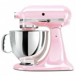 KitchenAid KSM150PSPK Pink Komen Foundation Artisan Series 5