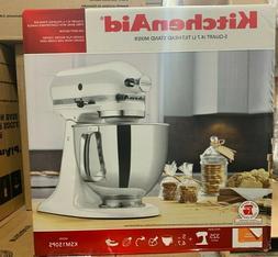 KitchenAid KSM150PSTG Artisan Series 5-Qt. Stand Mixer Pouri