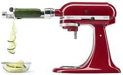 KitchenAid KSM2APC Spiralizer Plus Attachment with Peel, Cor