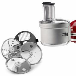 KitchenAid KSM2FPA Food Processor w/ Dicing Kit Stand Mixer