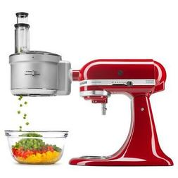 KSM2FPA Gray Food Processor Attachment for KitchenAid Stand