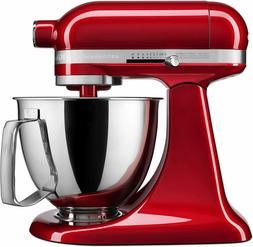 KitchenAid KSM3311XER 3.5 Quart Stand Mixer -Empire red