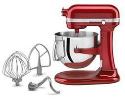 KitchenAid KSM7581CA 7 QT Bowl Lift Pro Stand Mixer - Candy