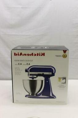 KitchenAid KSM88BU Deluxe 4.5 Quart 10-Speed Tilt-Head Stand