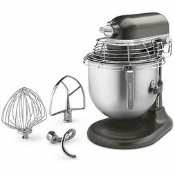 KitchenAid KSMC895DP 8-Quart Commercial Countertop Mixer wit