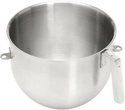 New KitchenAid KSMC895ER Commercial Stand Red Mixer 8 Quart
