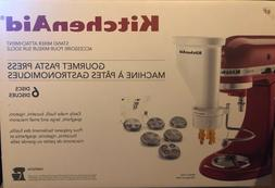 KitchenAid KSMPEXTA Stand-Mixer Pasta-Extruder Attachment Ac
