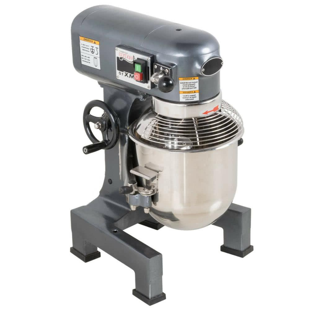 10 qt electric 3 speed commercial planetary