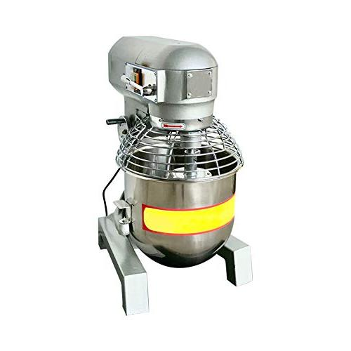 110V 1800W 3 Speed 30Qt 2.4HP Commercial Dough Food Mixer Ge