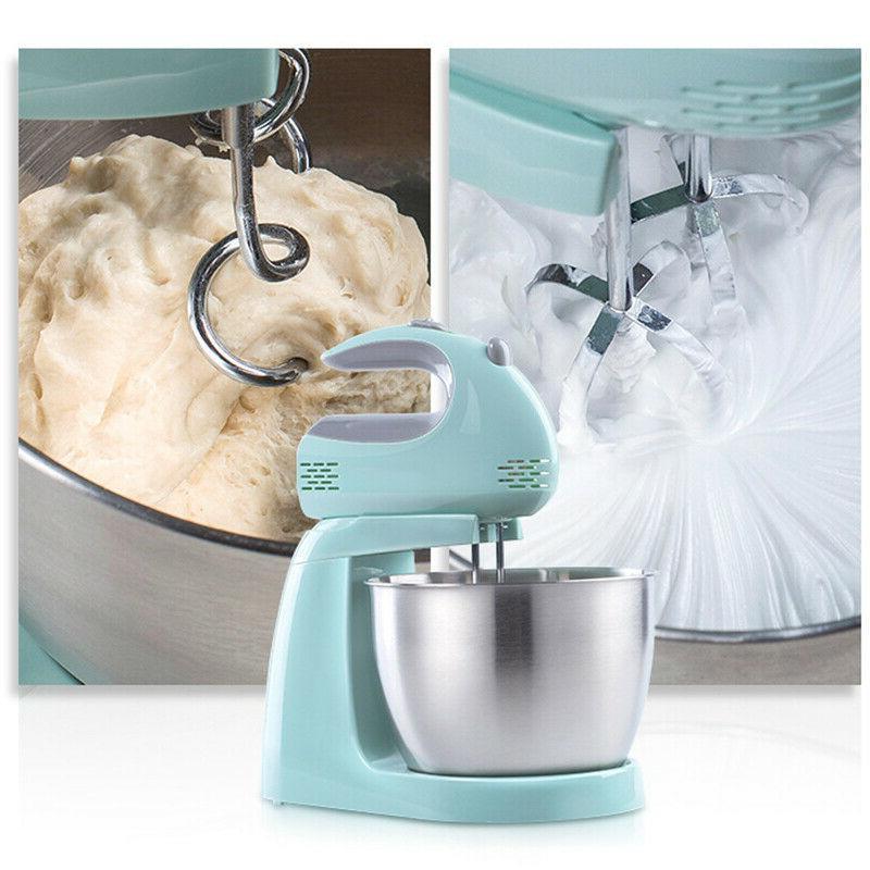 220V 150W Cake Egg Food Mixing Bowl Beater Blender