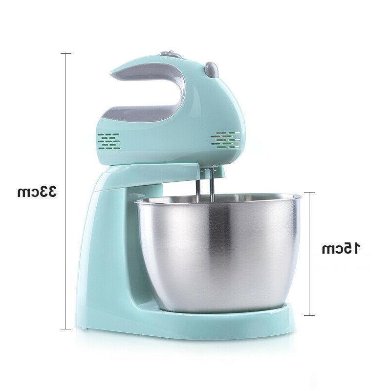 220V Stand Cake Egg Bowl Blender