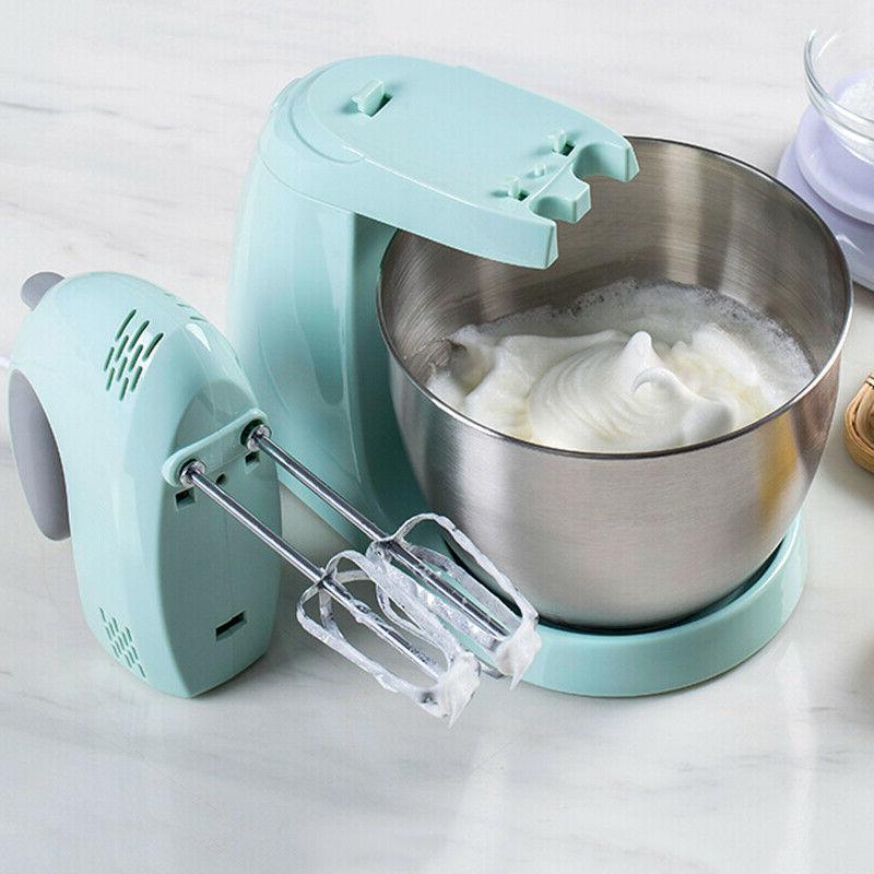 220V Stand Mixer Bowl Dough Electric Blender