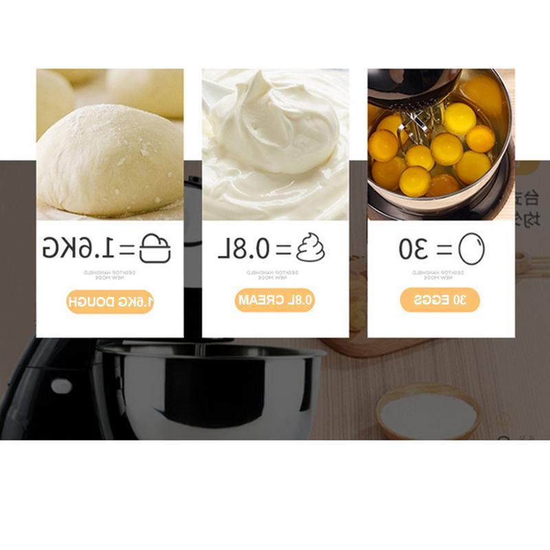 220V-240V 200W Stand Mixer Dough Blender Mix *