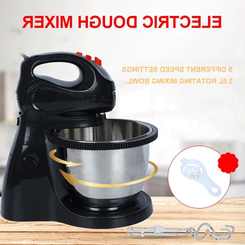 220v 240v 200w electric cake stand mixer