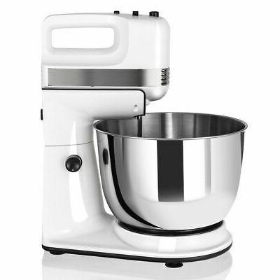 250w 5 speed stand mixer with dough