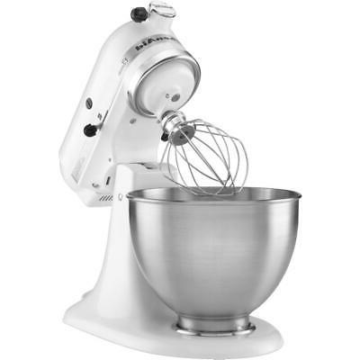 275 Watt 10 White Mixer, with Quart
