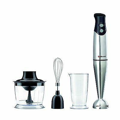 3 in 1 hand blender food mixer