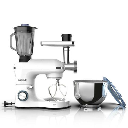 3 in 1 stand mixer w 7qt