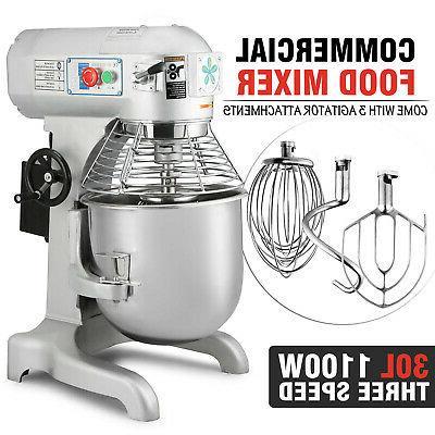 30 quart dough food stand mixer food