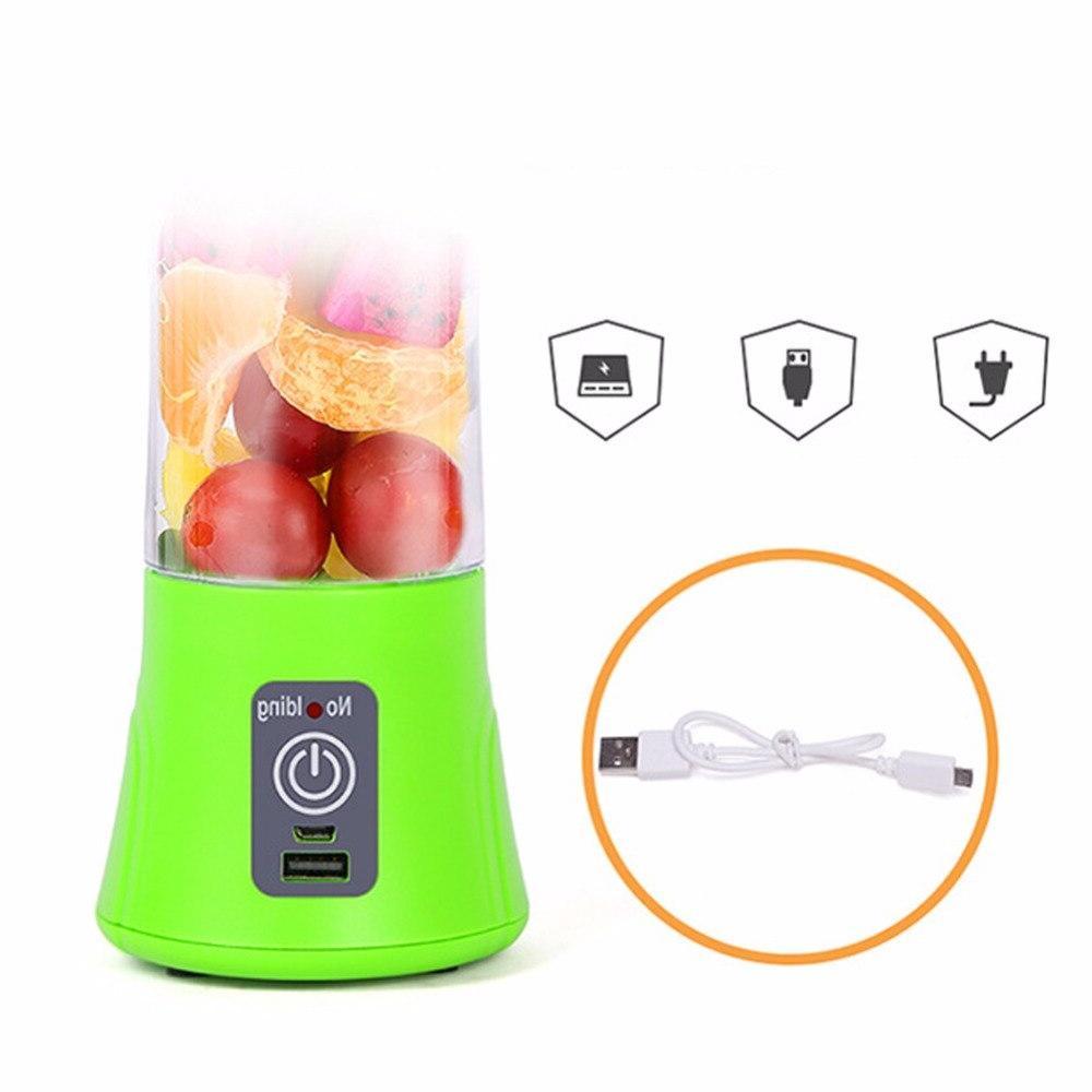 380ml <font><b>Juicer</b></font> Cup Rechargeable Electric Automatic Vegetable Fruit <font><b>Citrus</b></font> Orange Juice