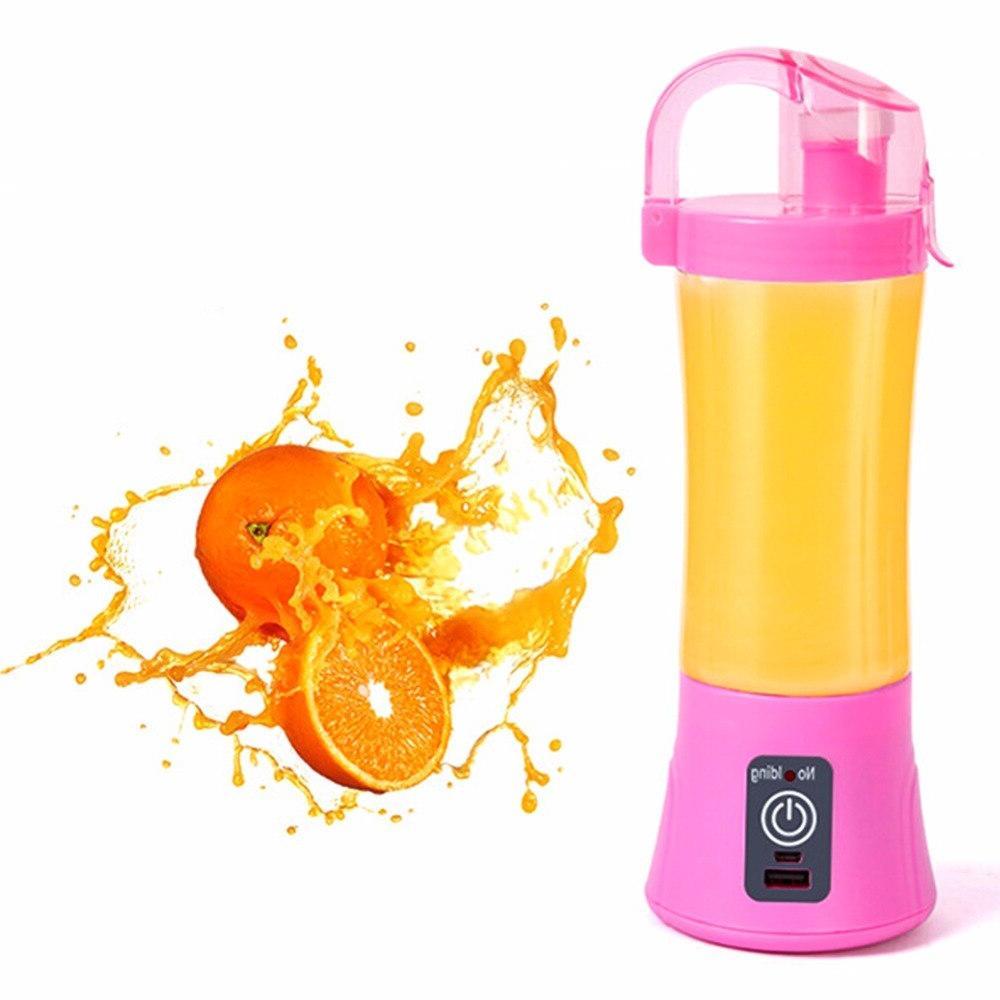 Automatic Vegetable Fruit Orange Maker <font><b>Mixer</b></font> Bottle