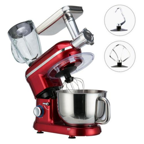 VIVOHOME 3In1 Stand Stainless Grinder Blender Speed