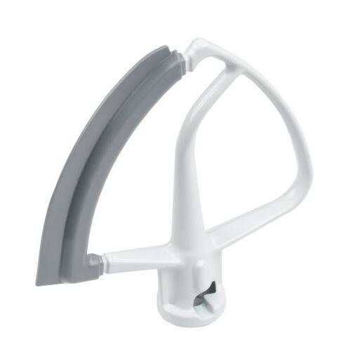 KFE5T 4.5 Qt & 5 Qt Tilt-Head Flex Edge Beater for KitchenAi