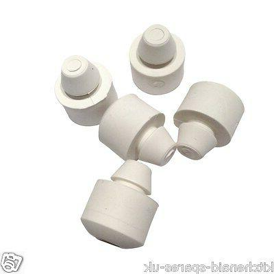 5 pack of stand mixer rubber feet