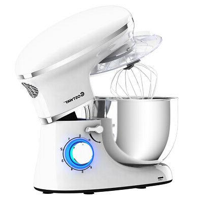 6.3 Stand Mixer 6 Speed 660W with Dough Whisk