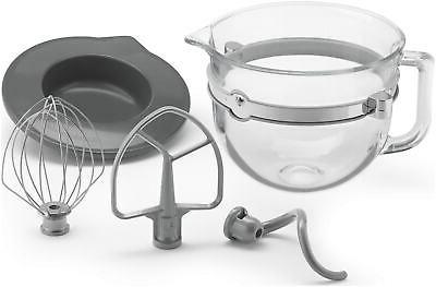 KitchenAid 6-Quart Pro Design Series Mixer Frosted