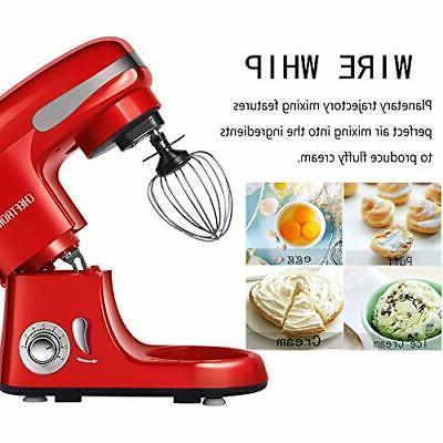 6 Electric Mixer Machine Dough Bread Cake