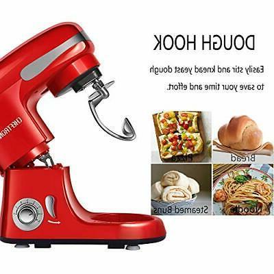 6 Speed Mixer Baking Machine Dough
