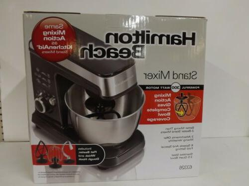 6 speed stand mixer 63326 new