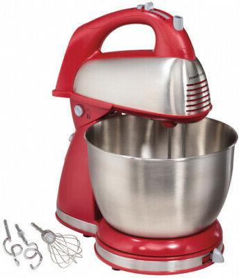 Hamilton Stand Mixer Stainless Baking